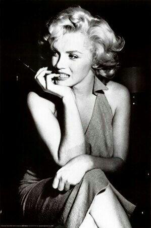 Quelle superbe femme... ... Marylin... ...