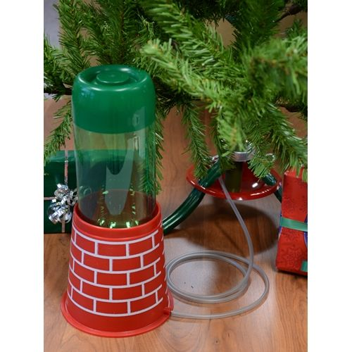 Tree Fountain Christmas Watering System