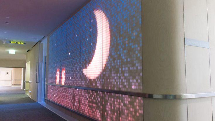 ENESS Turns Walls into Interactive Stories - Design Milk