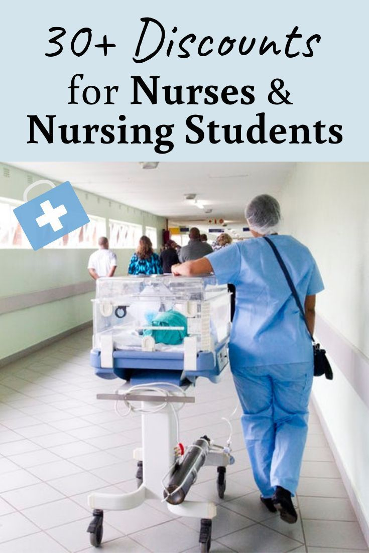 30 Discounts For Nurses And Nursing Students In 2020 Nurse Nursing School Prep Nursing School Survival