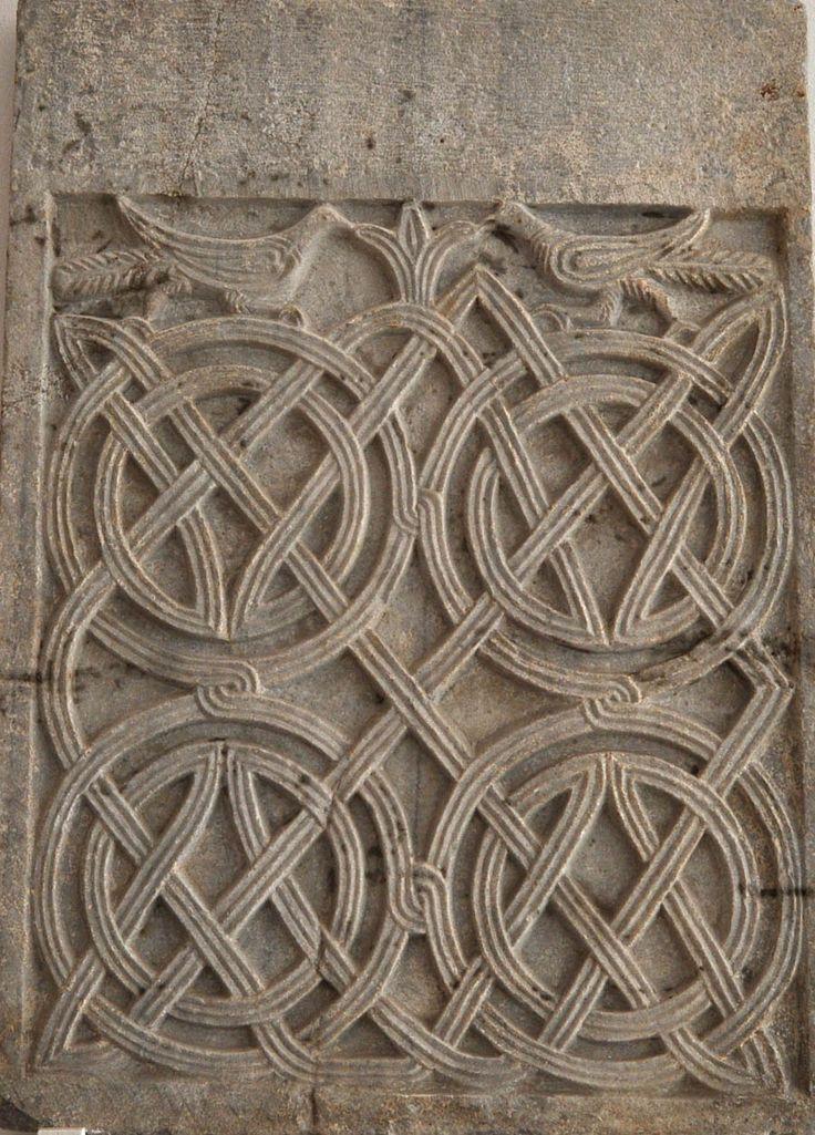 Византийские плутео -2. Композиции с птицами - ВИЗАНТИЯ В КАРТИНКАХ