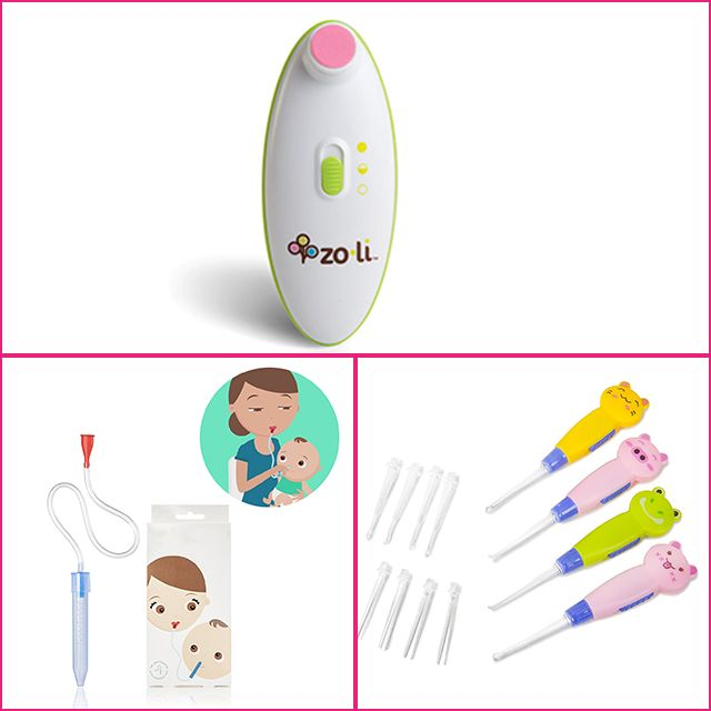 Safe Ear and Nose cleaner with Nail trimmer for toddlers