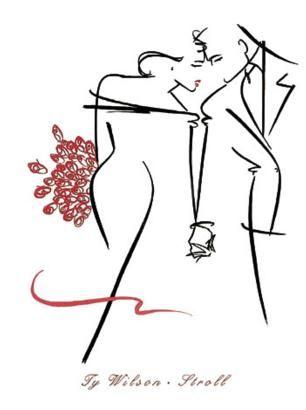 ♥Meus Gráficos De Ponto Cruz♥: Quadros Noivas e Noivos em Contorno