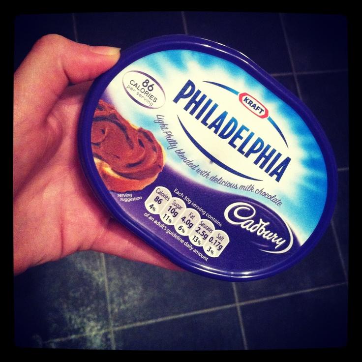 Chocolate Philadelphia