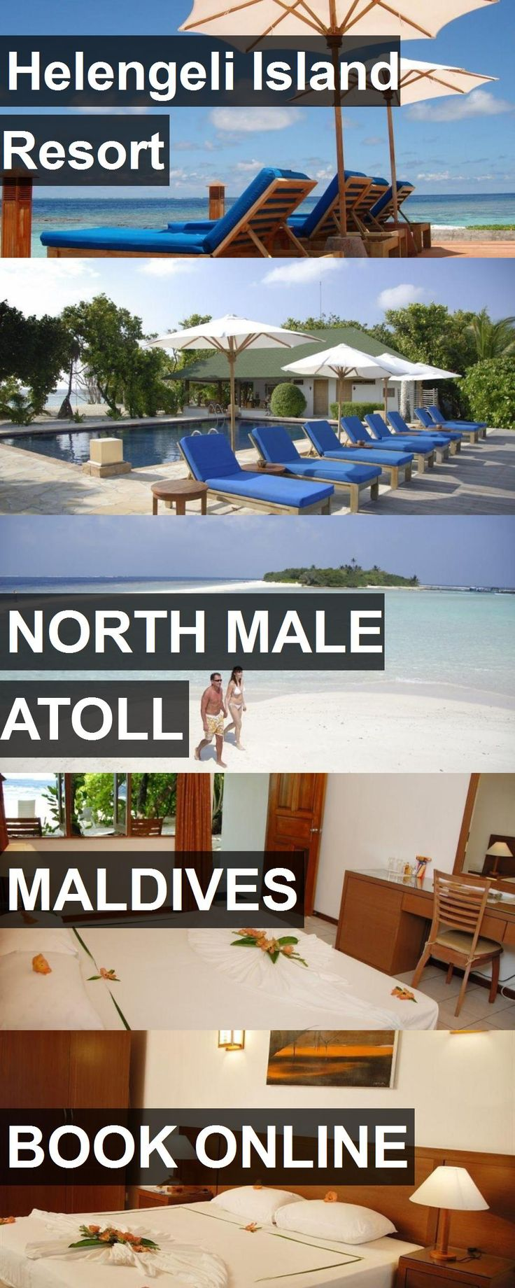 Hotel Helengeli Island Resort in North Male Atoll, Maldives. For more information, photos, reviews and best prices please follow the link. #Maldives #NorthMaleAtoll #travel #vacation #hotel