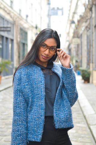 La parisienne, égérie de notre nouvelle collection | Lunetist
