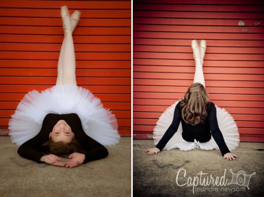 senior picture ideas for dancers