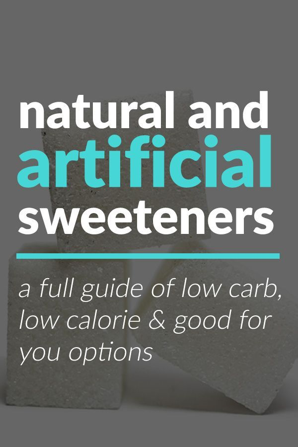 Guide to Natural & Artificial Sweeteners For hundreds of years, sugar and the delicious foods it produces hooked us good. It goes by many different names and is added to the most unlikely items. Sugar finds its way into our lives every day and will keep you coming back for more.