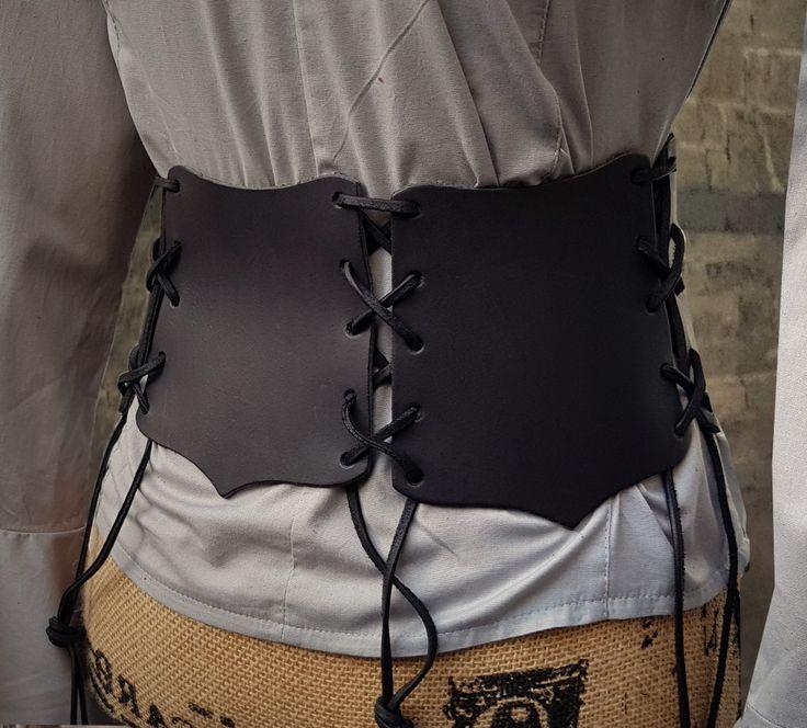 Bodice belt buckles