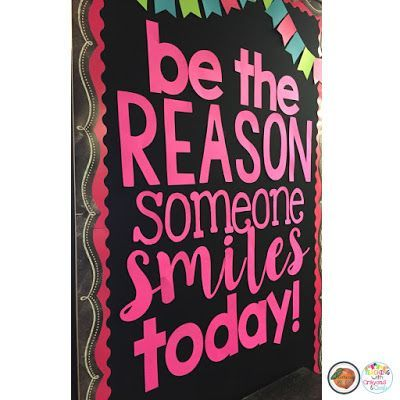 Find a bulletin board or a wall in your school to display these encouraging…