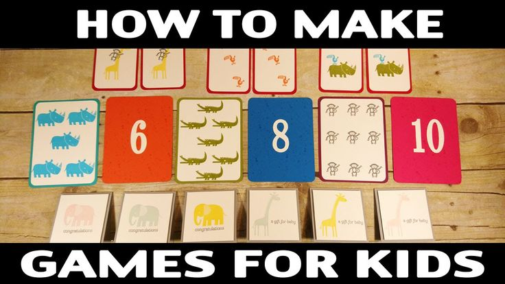Stamping Jill How to Make Flash Cards & Memory Game
