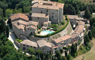 Vente immobilière de Prestige Château Avigliano Todi Italie