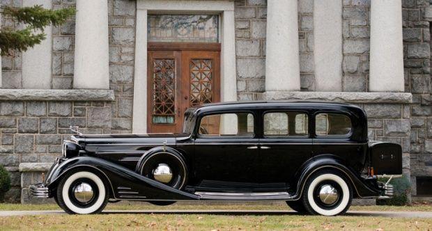 1933 Cadillac V16  - V-16 Seven-Passenger Sedan