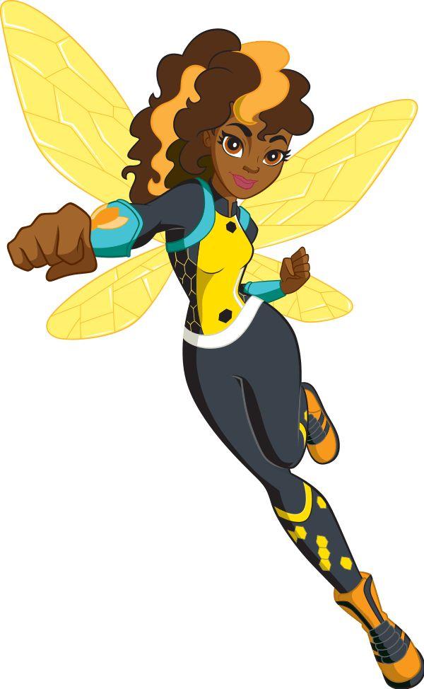 DC Super Hero Girls - Bumblebee
