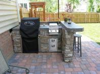 +33 Ein Ratgeber für Küchenideen für kleine Räume in einem Budgetschrank 2   – HomeLiving Decors