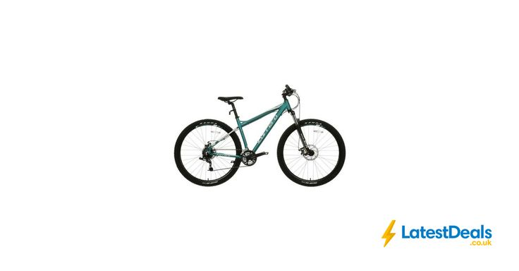 Carrera Hellcat Womens Mountain Bike - Emerald Free C&C, £330 at Halfords