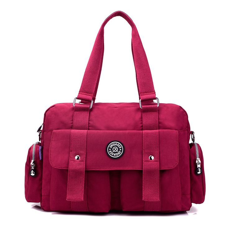 Women Messenger Bag High Capacity Ladies Handbags Shoulder Bag for Women Nylon Tote Handbag Crossbody Travel Bag bolsas feminina