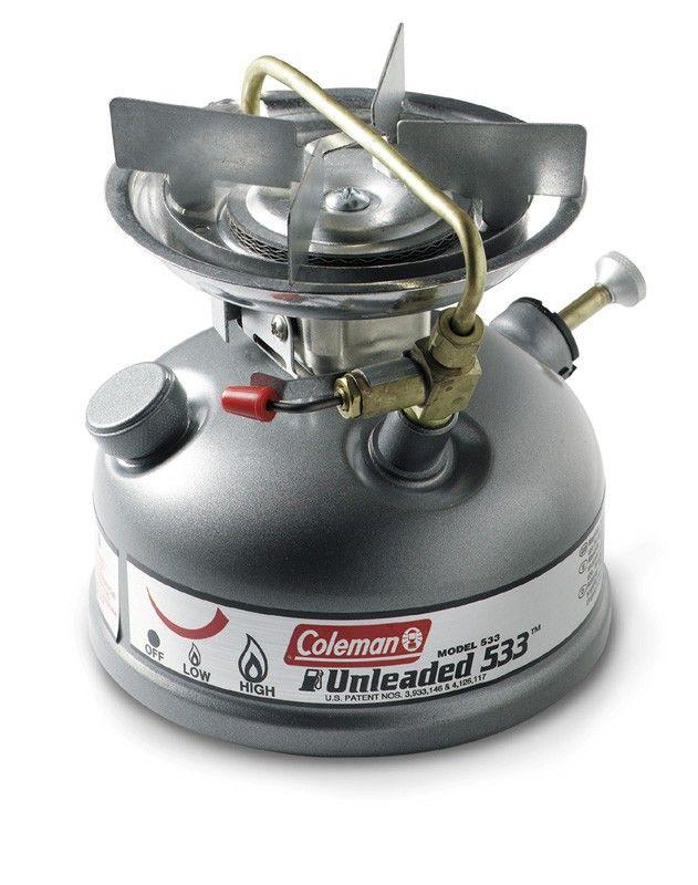Εστία Αμόλυβδης Βενζίνης Coleman 533 Sportster II | www.lightgear.gr