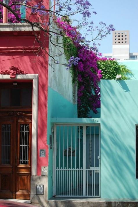 Colores en Argentina.