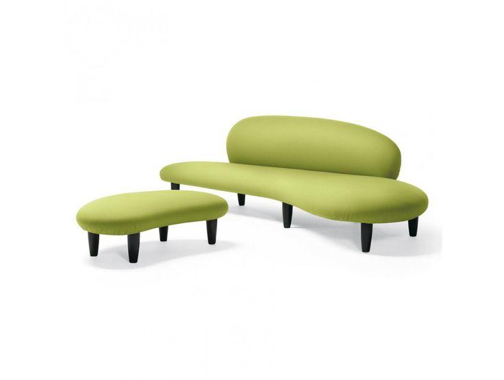 Vitra Freeform Sofa groen