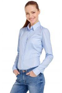 niebieski Koszula damska LAMBERT 249.90zł
