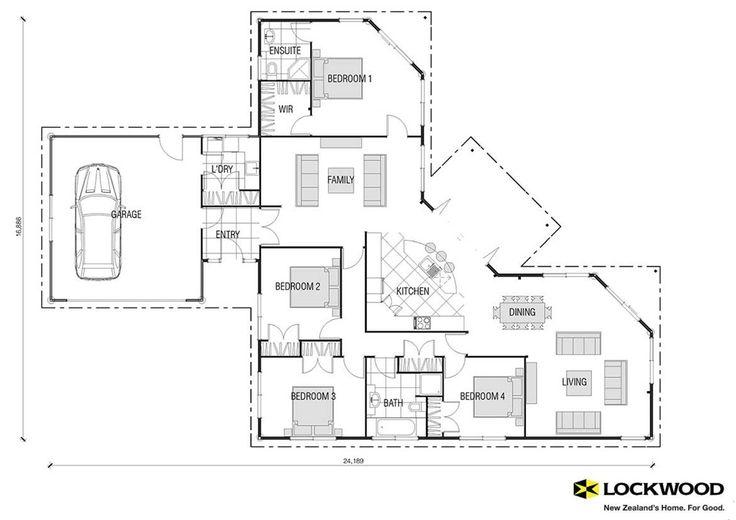 98 Best House Plans Images On Pinterest Floor Plans