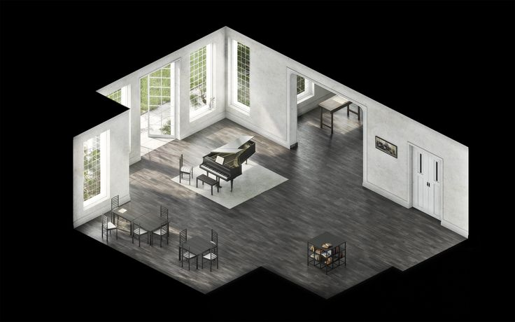 mail room isometric - Google Search