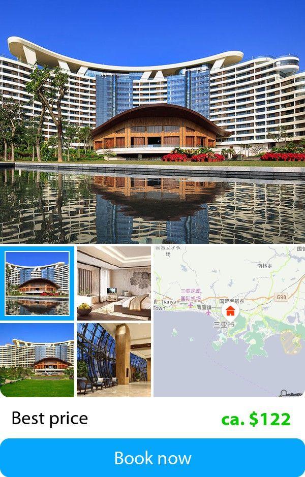 InterContinental Sanya Haitang Bay Resort (Sanya, China) – Book this hotel at the cheapest price on sefibo.