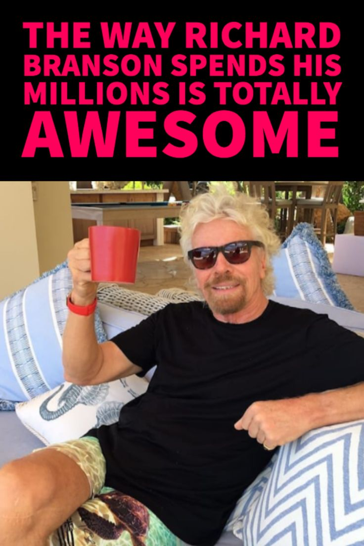 14 Things You Don't Know About Richard Branson