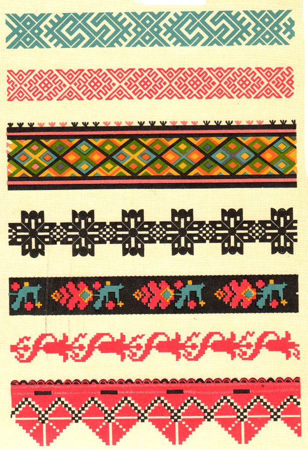 Romanian pattern
