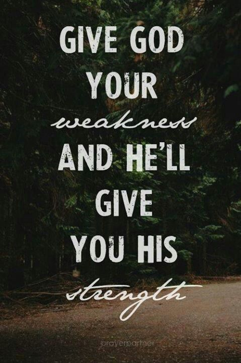 Bible Quotes On Strength 17 Best Christian Life Images On Pinterest  Bible Quotes Bible .