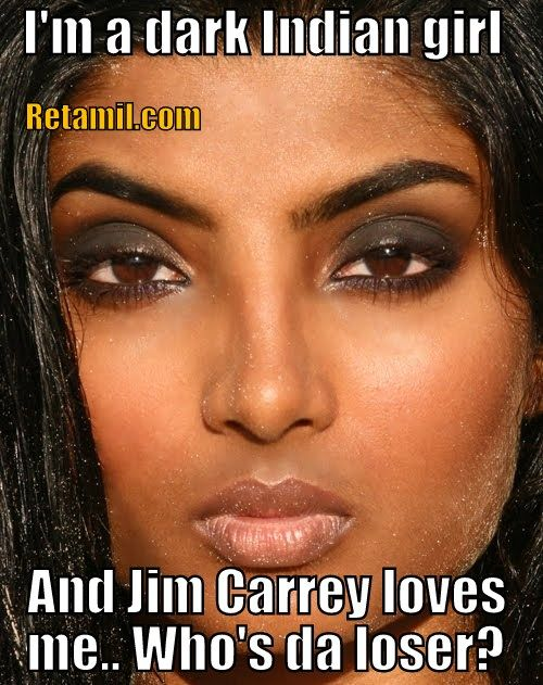 dating in the dark indian Do indian men secretly find black women sexually  there is a bias against dark skin in the south east  i do find black women sexually attractive,.