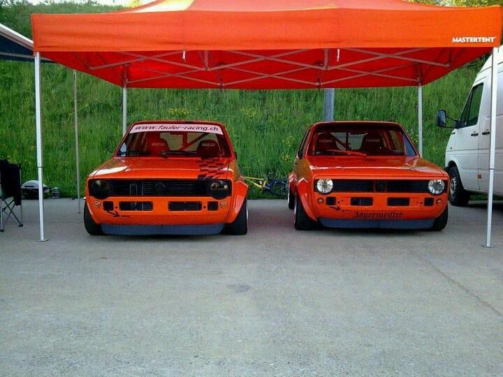 Racing GTIs