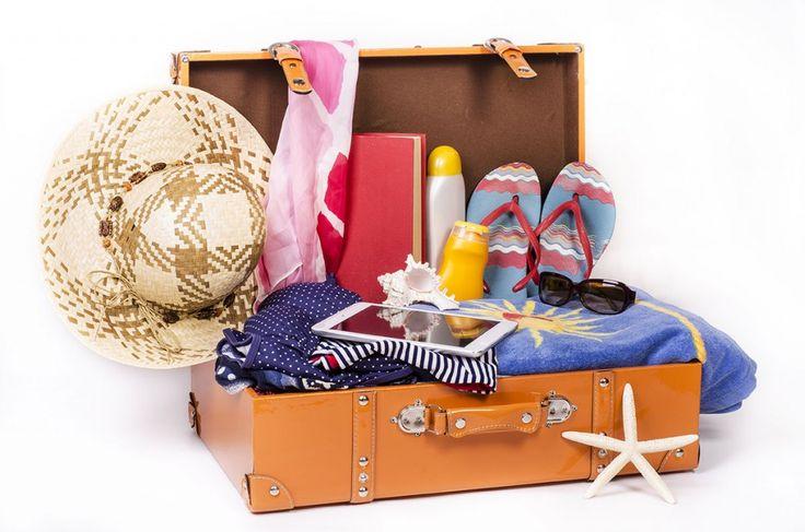 Liste de voyage pour une fille vers le Sud!