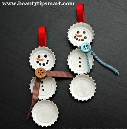 17 migliori idee su decorazioni natalizie fai da te su - Decorazioni natalizie country fai da te ...