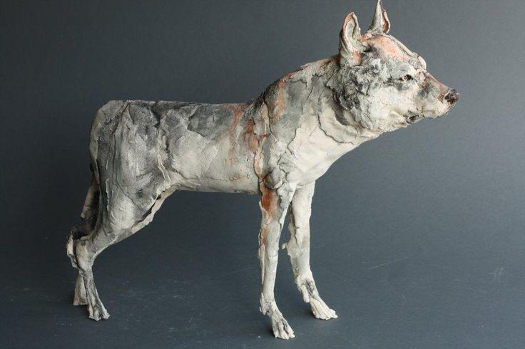 Ostinelli and Priest - Portfolio/Gallery - Ceramic Animal Sculptures