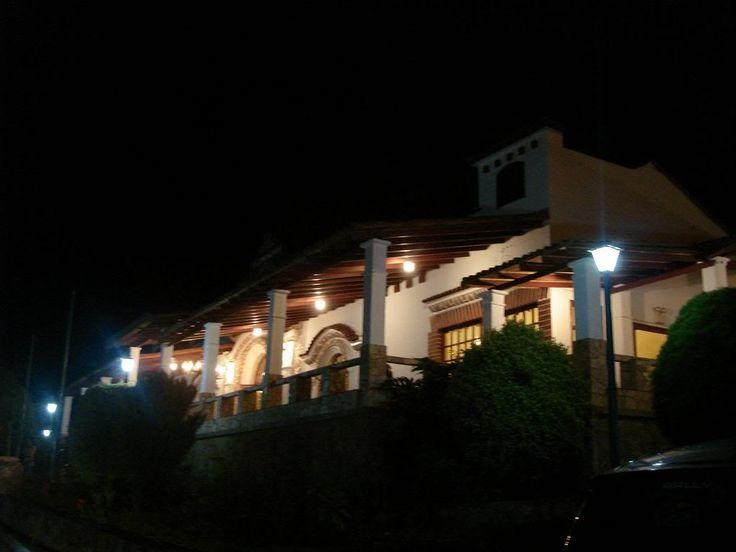 Hotel Guadalupe. La Puerta. Trujillo.SkyscraperCity