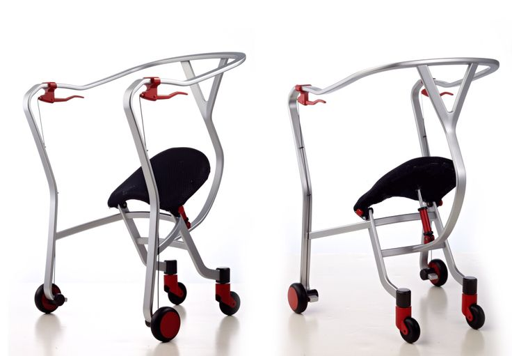 SiTAND Walker Designed by 435CREATIVE 2013 IF product design award