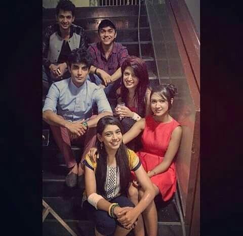 Cast of kaisi yeh yaariaan season 2 miss parth and ayaz