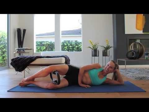 Pilates 'Magic Circle' Workout - Get Your Pilates On