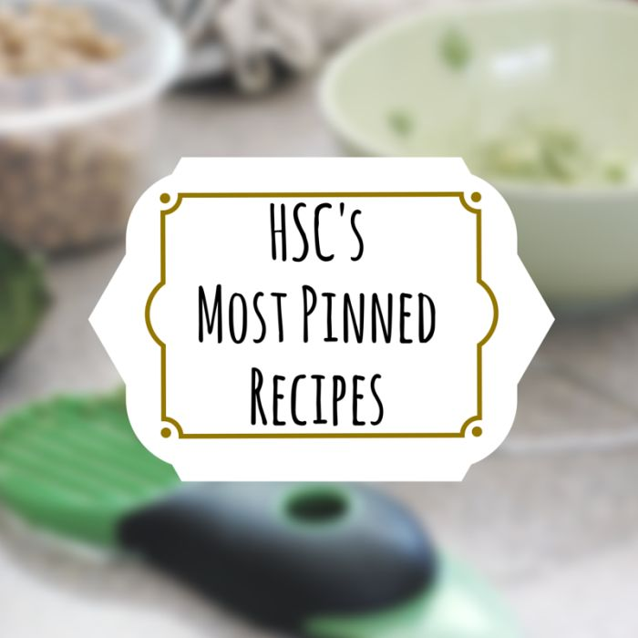 Our Most Pinned Recipes You Need to Make Now! - Healthy Slow Cooking
