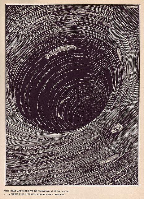 la mer (harry clarke - poe's tales of mystery & imagination) more clarke: http://50watts.com/filter/harry-clarke