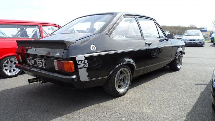 ford escort mk2 1600 sport
