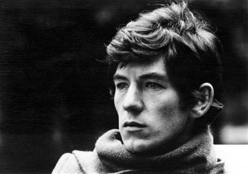 25 Celebrities When They Were Young: Ian McKellan