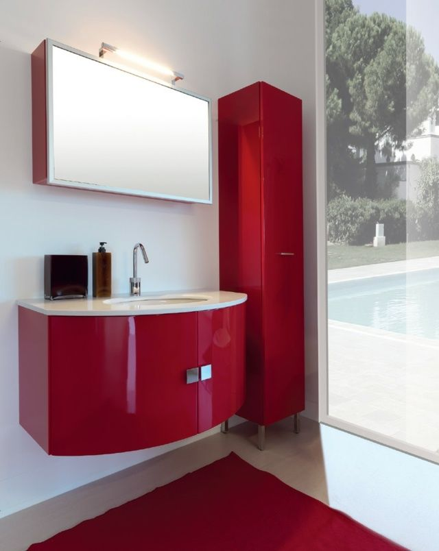 72 best Badezimmer Ideen u2013 Fliesen, Leuchten, Möbel und Dekoration - moderne badezimmer ideen regia