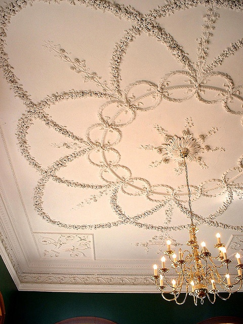 #ceiling false ceiling design, wallpaper, fresco, stencil, modello, crown moulding