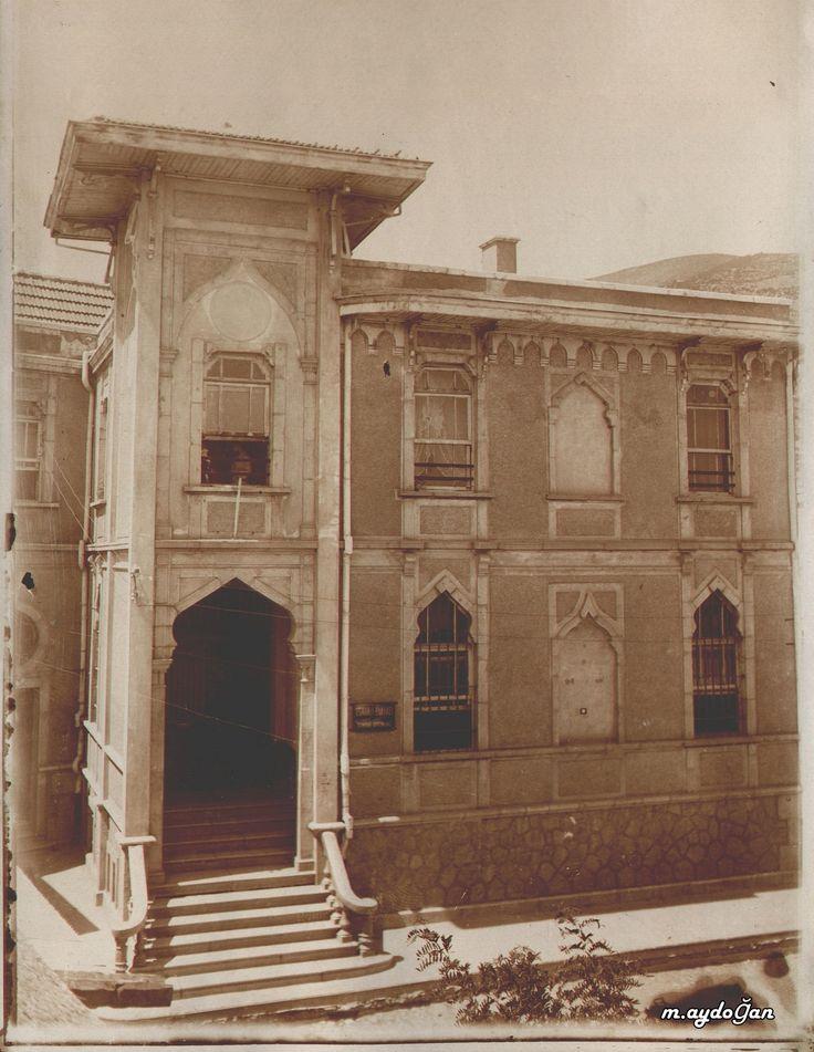 Osmanlı Bankası Akşehir Şubesi, 1930.