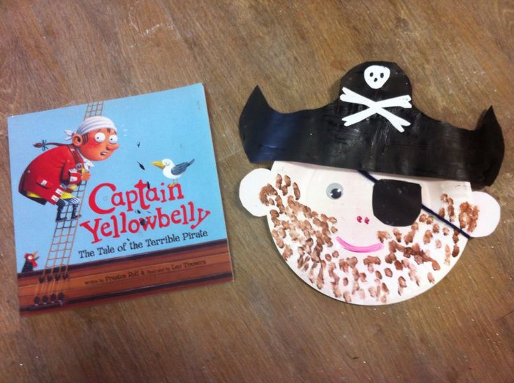 Captain Yellowbelly pirate craft
