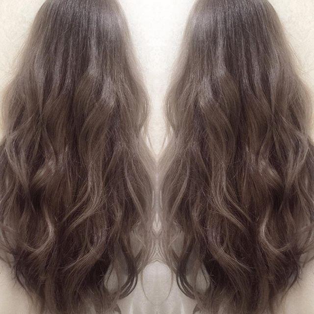 「髪色だって衣替え。2015年秋冬はダークなチョコレート色がオススメ♡」に含まれるinstagramの画像|MERY[メリー] http://mery.jp/instagram_photos/296646?from=mery_ios