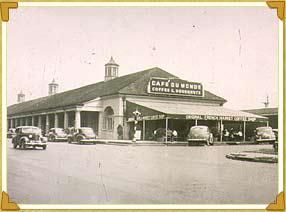 History | Cafe Du Monde French Market Coffee Stand